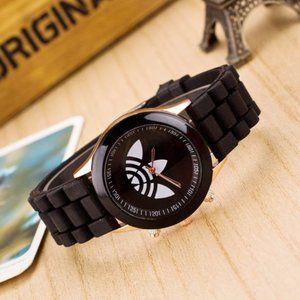 Black Adidas Watch NWOT
